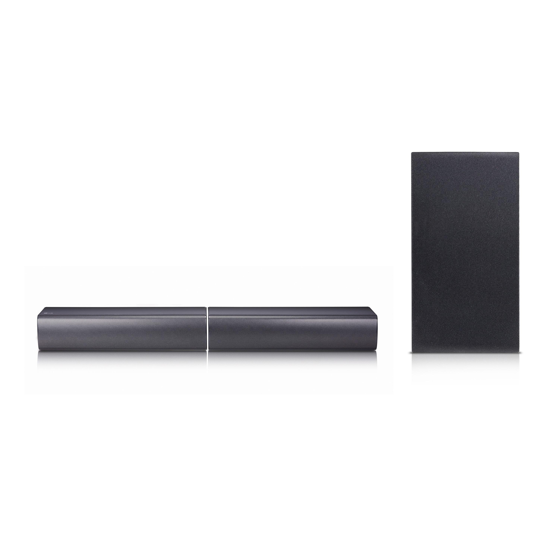 LG Flex 2.1ch 320W Built-in Battery (4hrs) SJ7 Sound Bar ...