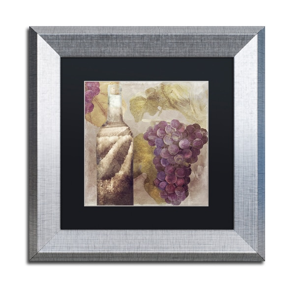 Color Bakery X27 Tuscany Dreams Ii Matted Framed