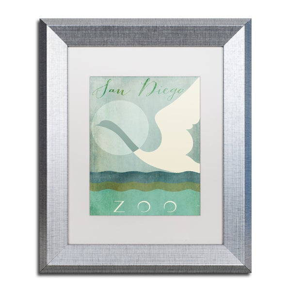 Shop Color Bakery \'San Diego Zoo\' Matted Framed Art - Free Shipping ...