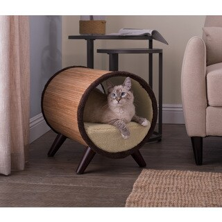 Studio Designs Paws and Purrs Tubular Pet Bed