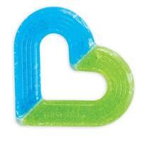 Munchkin Blue/Green Ice Heart Teether
