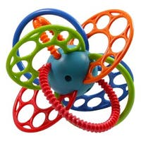 Oball Flexi Loops Teething Toy