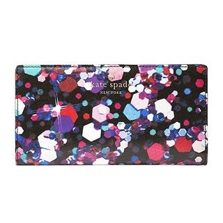 Kate Spade Grant Lane Bright Jewel Stacy Wallet
