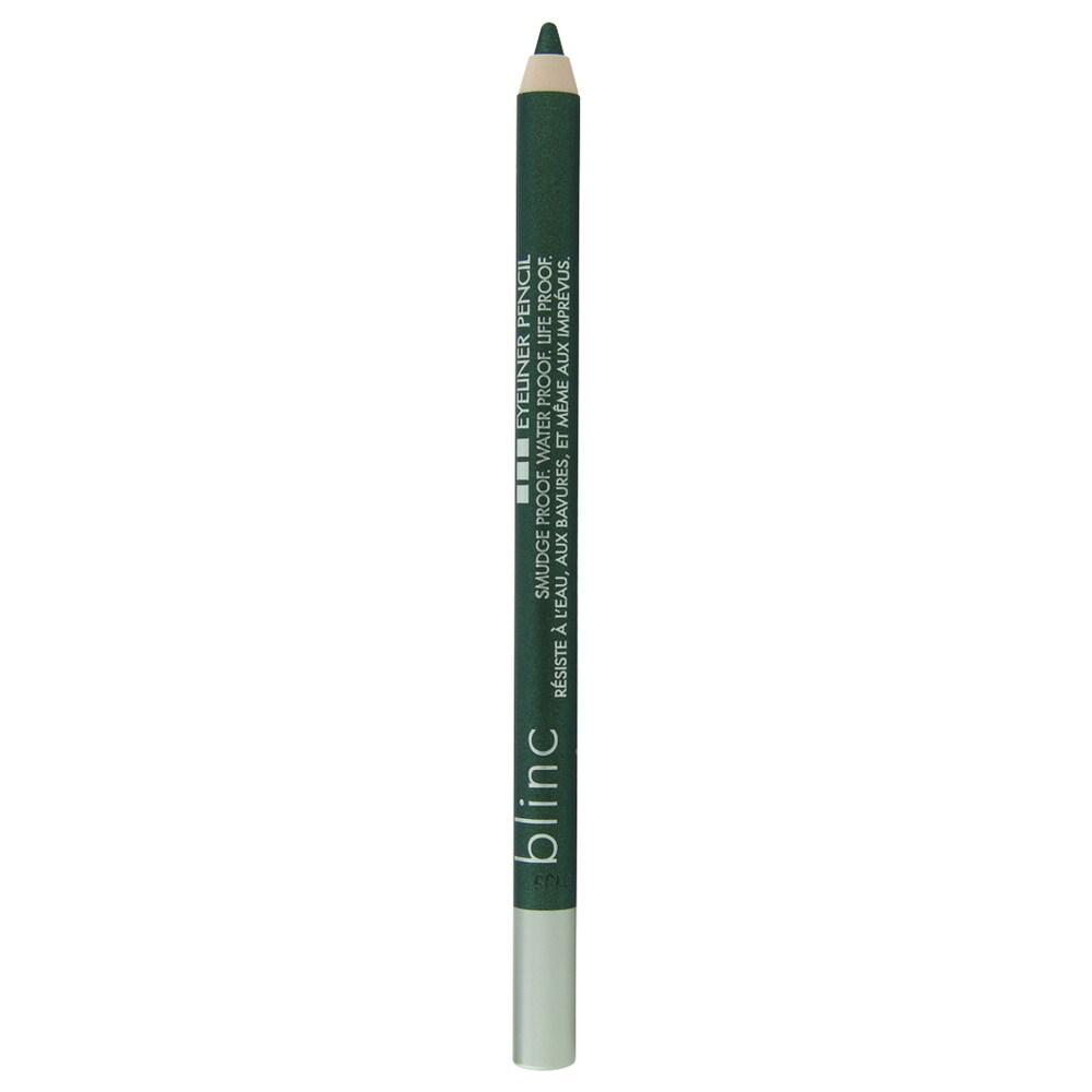 Blinc Waterproof Eyeliner Pencil Emerald (Green/Black - Eyeliner)