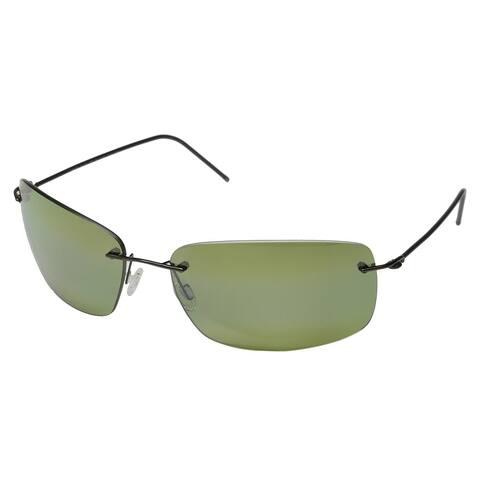 73a7d9f30e8d Maui Jim Frigate HT716-02D Men's Dark Gunmetal Frame Maui HT Lens Sunglasses