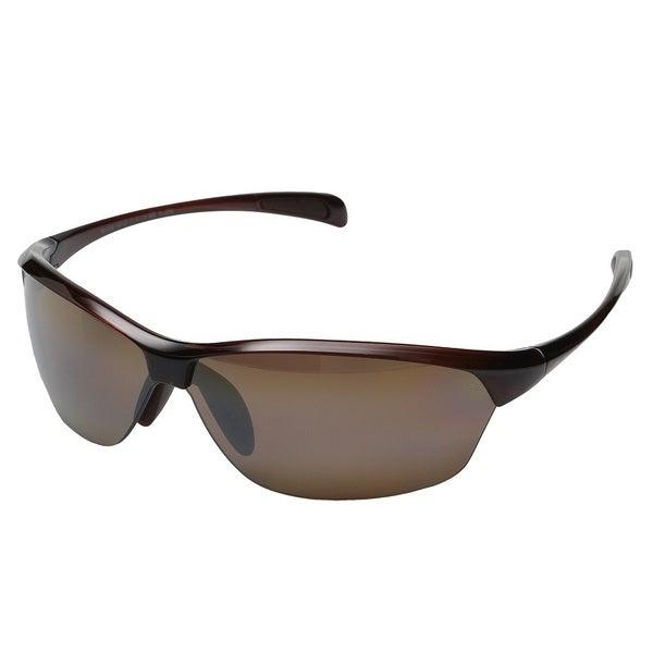 234d79219d Maui Jim Hot Sands H426-26 Unisex Rootbeer Frame HCL Bronze Lens Sunglasses