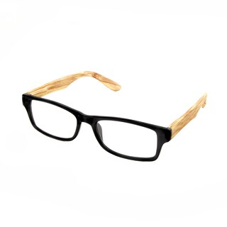 Hot Optix Unisex Plastic Rectangular Reading Glasses