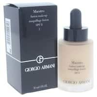 Giorgio Armani Maestro Fusion Makeup SPF 15 3 Fair/Neutral