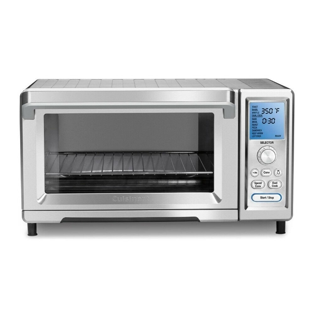 Cuisinart TOB-260N Chef's Convection Toaster Oven, Stainl...