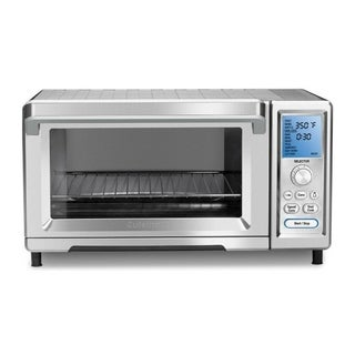 Cuisinart TOB-260N Chef's Convection Toaster Oven Stainless Steel (Refurbished)
