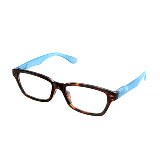 Hot Optix Unisex Rectangular Reading Glasses