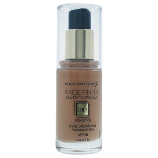 Max Factor Facefinity All Day Flawless 3-in-1 Foundation SPF 20 85 Caramel