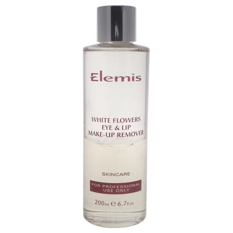 Elemis White Flowers Eye & Lip 6.7-ounce Make-Up Remover