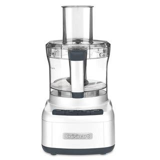 Cuisinart FP-8 Elemental 8-Cup Food Processor, White|https://ak1.ostkcdn.com/images/products/14772916/P21295732.jpg?impolicy=medium