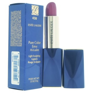 Estee Lauder Pure Color Envy Hi-Lustre Light Sculpting Lipstick 430 Sly Ingenue