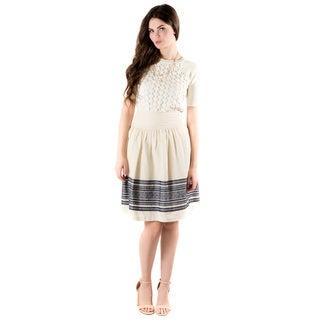 DownEast Basics Women's Kitchen Cloth Skirt