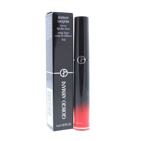 Giorgio Armani Ecstasy Lacquer Excess Lipcolor Shine 402 Red to Go