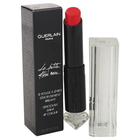 Guerlain La Petite Robe Noire Deliciously Shiny Lip Colour 003 Red Heels