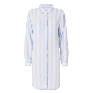 Rails Light Blue Striped Shirt Dress (2 options available)