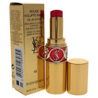 Yves Saint Laurent Rouge Volupte Shine Oil-In-Stick Lipstick 49 Rose Saint Germain