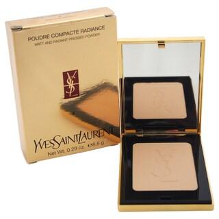 Yves Saint Laurent Poudre Compacte Matt & Radiant Pressed Powder 04 Gold Beige