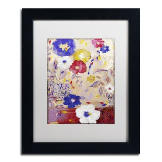 Color Bakery 'Sevilla I' Matted Framed Art