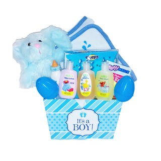 Its a Boy! Blue Easter Basket