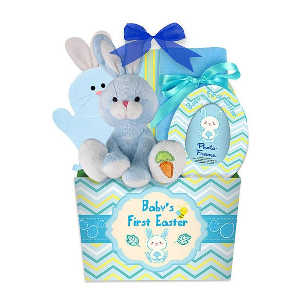 Baby's First Boy Easter Basket