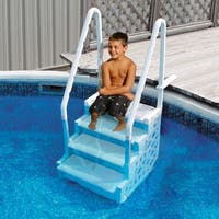 Buy Pool Ladders & Steps Online at Overstock | Our Best ...