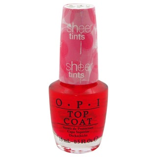 OPI Top Coat Be Magentale With Me