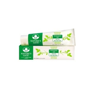 Nature's Gate Wintergreen 5-ounce Toothpaste Gel