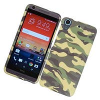 Insten Hard Snap-on Rubberized Matte Case Cover For HTC Desire 626