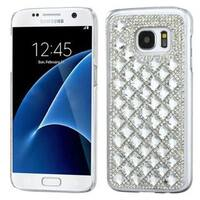 Insten Hard Snap-on Rhinestone Bling Case Cover For Samsung Galaxy S7