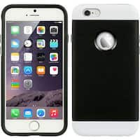 Insten Hard Snap-on Dual Layer Hybrid Case Cover For Apple iPhone 6/ 6s