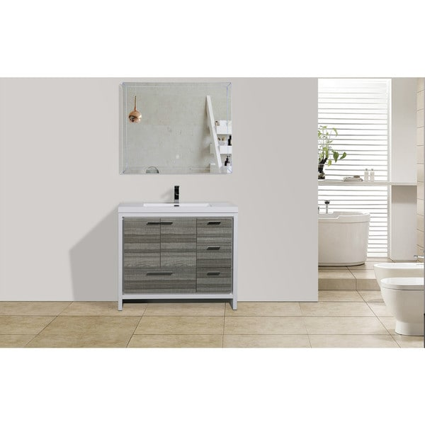 Moreno MOD 42 Inch Bathroom Vanity With Drawers