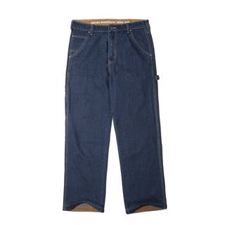 Smith's Workwear Men's Carpenter Unlined Jeans|https://ak1.ostkcdn.com/images/products/14777287/P21299516.jpg?impolicy=medium
