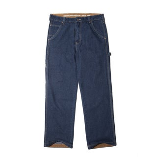 Smith's Workwear Men's Carpenter Unlined Jeans
