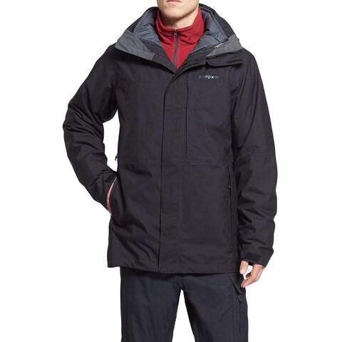 Patagonia Men's Snowshot Black XL 3-in-1 Jacket