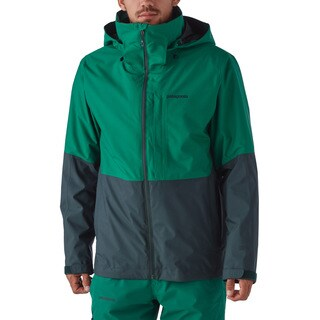 Patagonia Snowshot Legend Green Large 3-in-1 Jacket