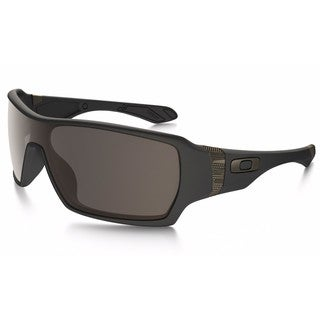 Oakley Men's 0OO919001 Offshoot Polarized Matte Black Frame/Warm Gray Lens Sunglasses