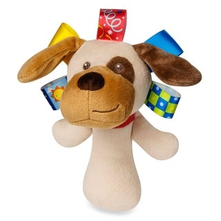 Mary Meyer Taggies Buddy Microfiber Dog Rattle