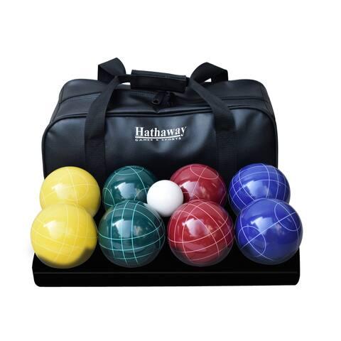 Deluxe Bocce Ball Set - Multi
