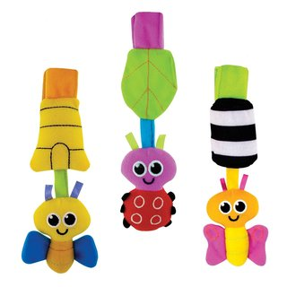 Sassy Go Go Bugs Take Along Toys