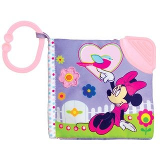 Kids Preferred Disney 5-inch Minnie Mouse Soft Book