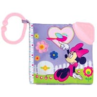 Kids Preferred Disney 5-inch Minnie Mouse Soft Book