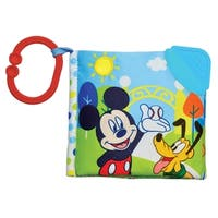 Kids Preferred Disney Mickey Mouse 5-inch Soft Book