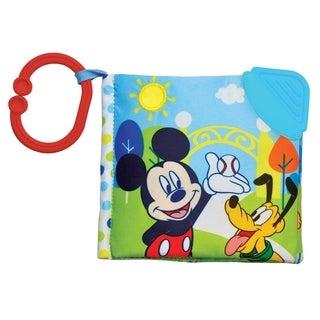 Kids Preferred Disney Mickey Mouse 5-inch Soft Book