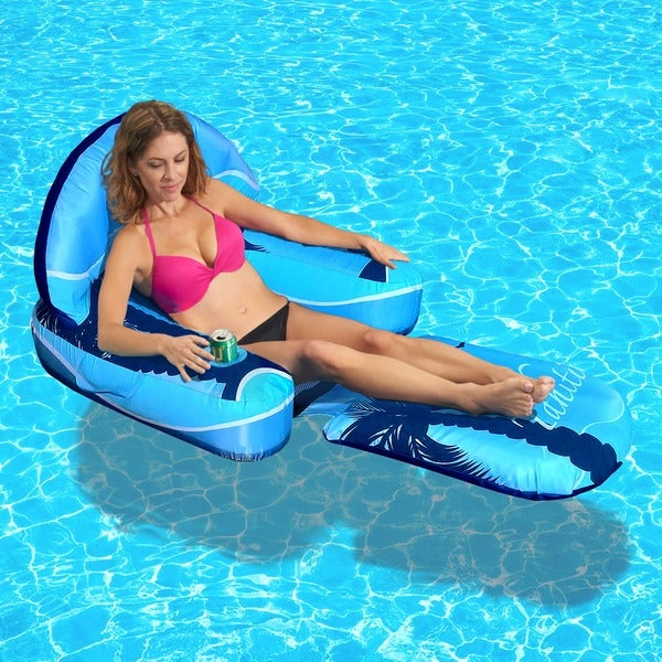 Drift + Escape Inflatable Pool Lounger