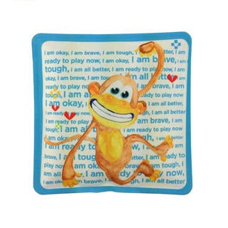 Me4kidz Monkey Cool It Buddy Reusable Ice Pack