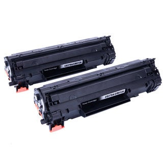 CE278A/CRG128 Toner Cartridge (Set of 2)